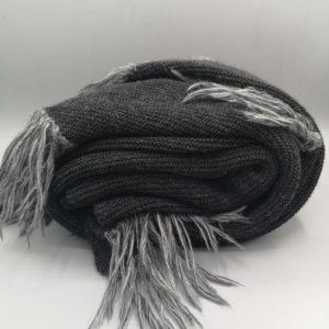 100% lightweight fabulous triangle wool shawl